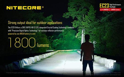 1800 lumens