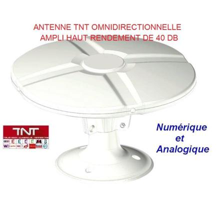 antenne tnt omnidirectionnelle camping car