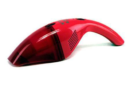 aspirateur de table rouge