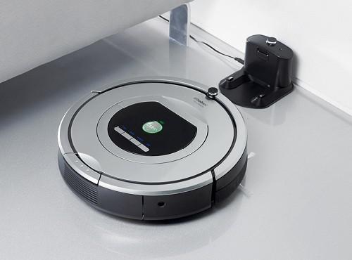 aspirateur robot intelligent