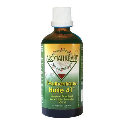 authentique huile 41