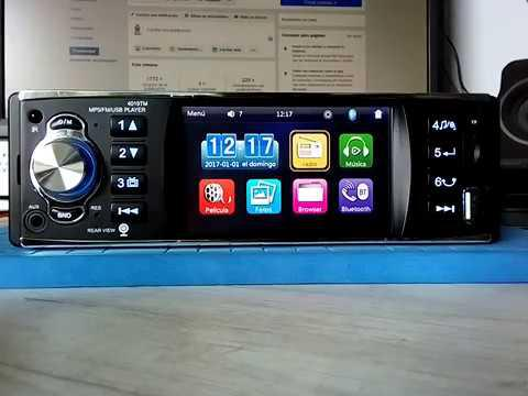 autoradio mirrorlink