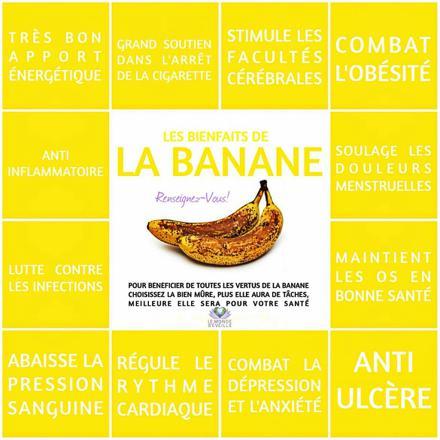 banane les bienfaits
