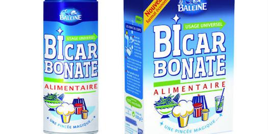 bicarbonate soude alimentaire