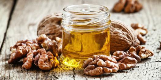 bienfait huile de noix
