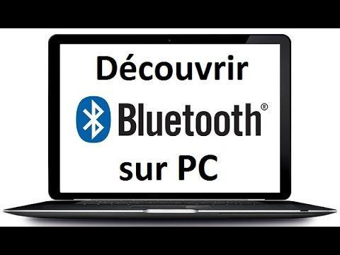 bluetooth sur pc portable