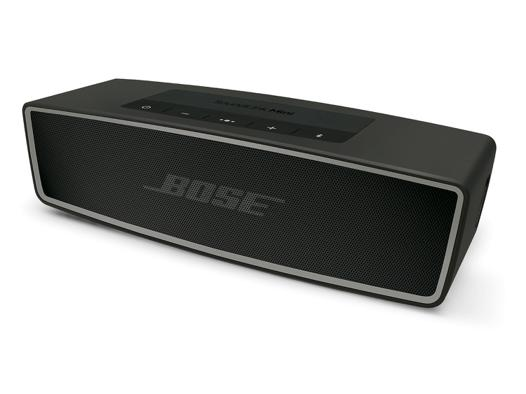 bose ® enceinte bluetooth ® soundlink ® mini ii - noir carbone