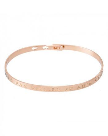 bracelet message femme