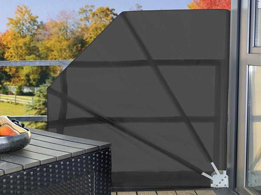 brise vue amovible pour terrasse