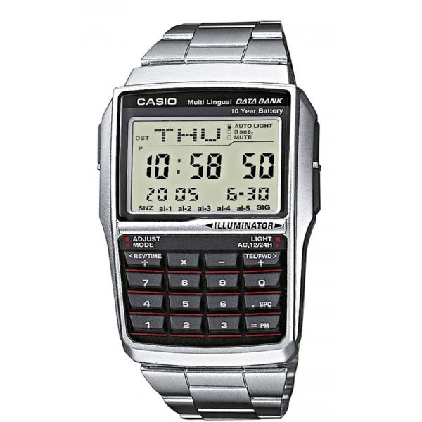casio montre calculatrice