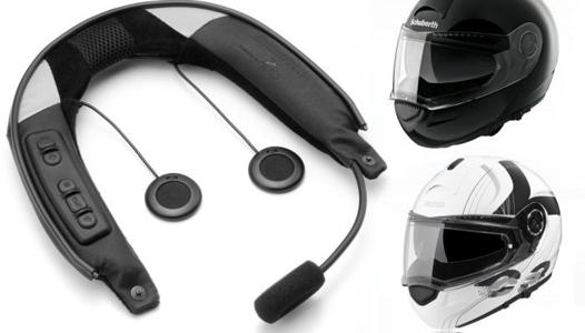 casque audio pour moto