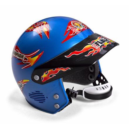 casque moto plastique jouet