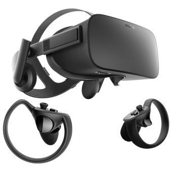 casque oculus rift