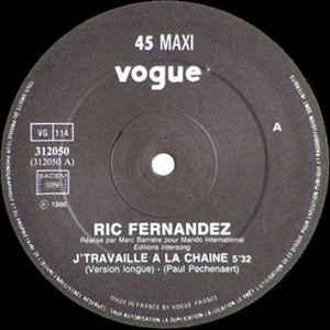 chaine vinyl