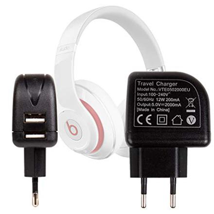 chargeur casque beats wireless