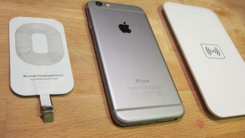 chargeur induction iphone 6