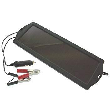 chargeur solaire batterie