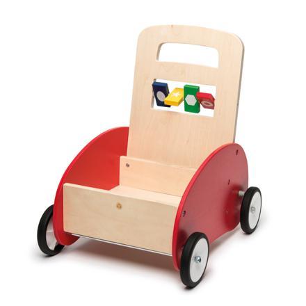 chariot pousseur