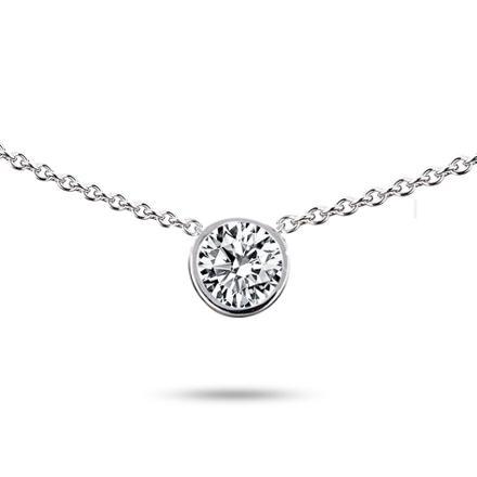 collier en diamant pas cher