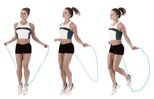 comment faire de la corde a sauter