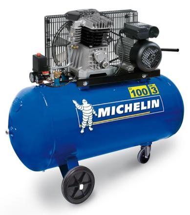 compresseur 100l michelin
