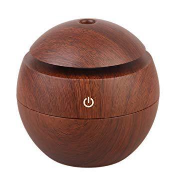 diffuseur huiles essentielles bois