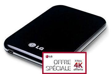 disque dur 4k