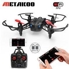 drone de course avec camera