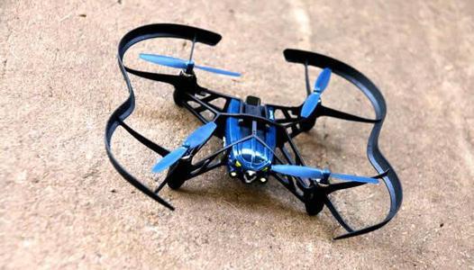 drone enfant de 6 ans
