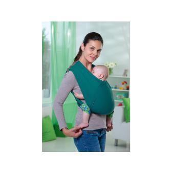 echarpe porte bébé sans noeud