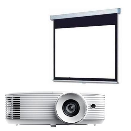 ecran videoprojecteur 3d