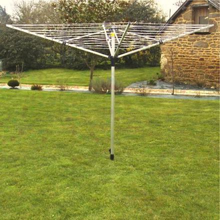 etendoir a linge parapluie exterieur