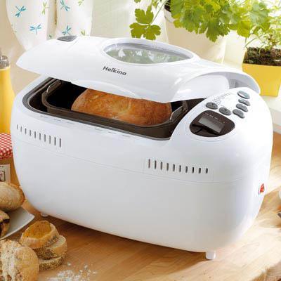 faire du pain a la machine