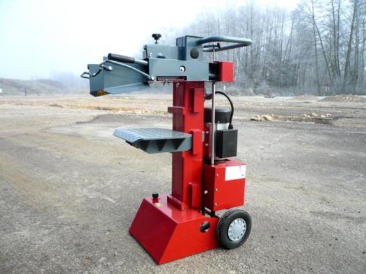 fendeur de bois électrique