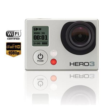 gopro 3 silver pas cher