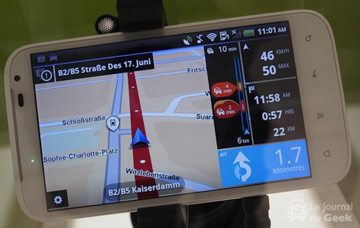 gps tomtom android
