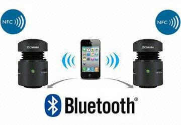 installer enceinte bluetooth