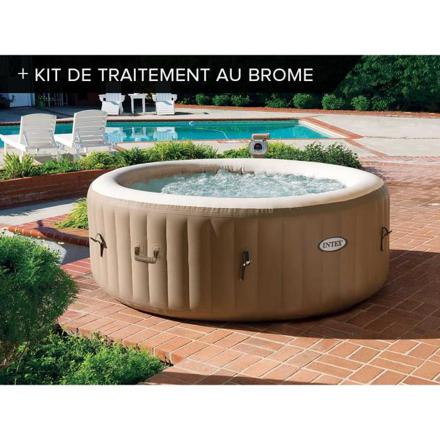 intex spa gonflable