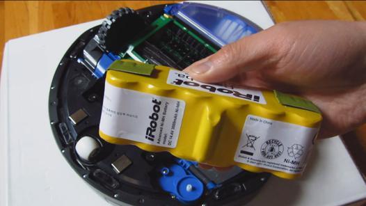 irobot roomba 620 batterie