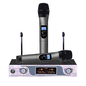 karaoké micro sans fil