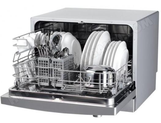 lave vaisselle 6 couverts mini
