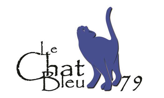 le chat bleu 79