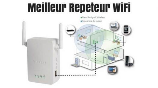 le meilleur amplificateur wifi