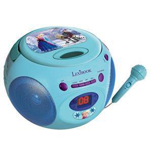 lecteur cd enregistreur micro