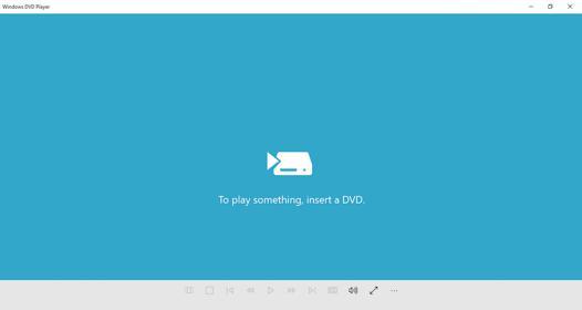 lecteur dvd windows