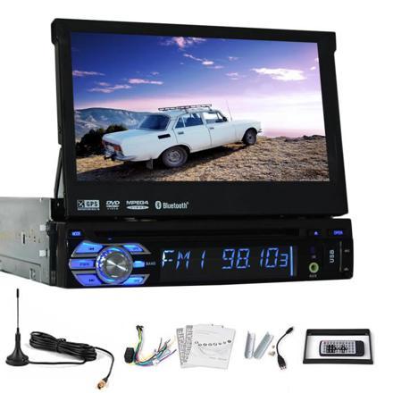 lecteur video auto