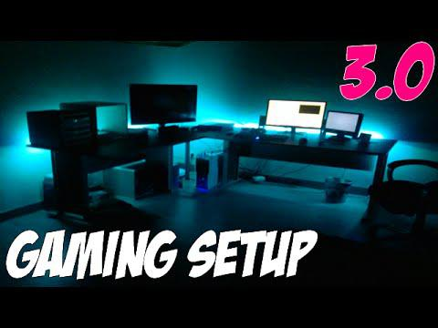 led pour bureau gamer
