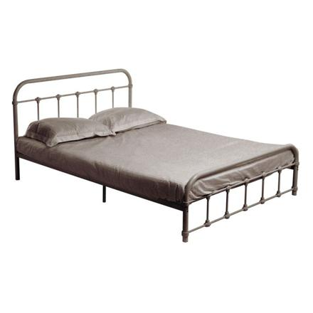 lit metal 140x190 avec sommier