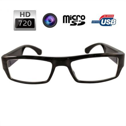 lunette camera espion hd