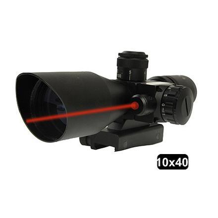 lunette de visée laser